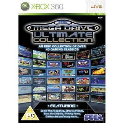 SEGA Mega Drive: Ultimate Collection