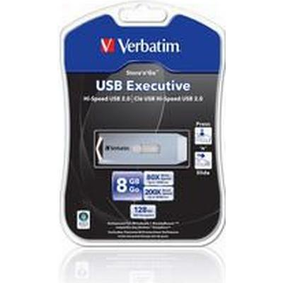 Verbatim Store'n'Go Executive 8GB USB 2.0