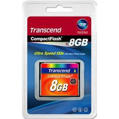 Transcend Compact Flash 8GB (133x)