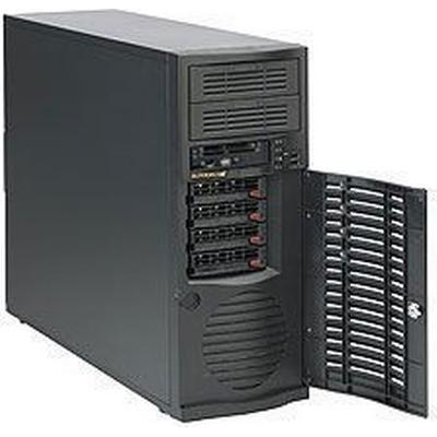 SuperMicro SC733TQ-500B MidiTower 500W / Black