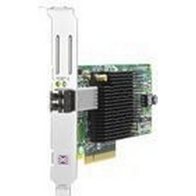HP StorageWorks 81E 8Gb Single Port PCIe Fibre Channel Host Bus Adapter (AJ762A)