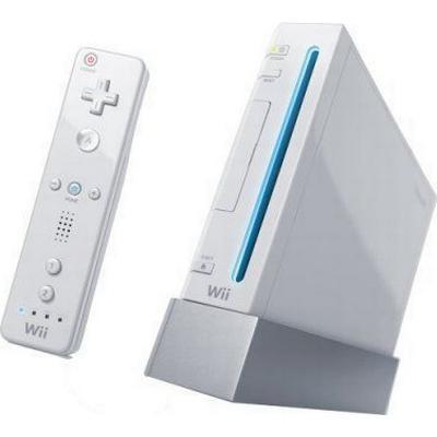 Nintendo Wii White