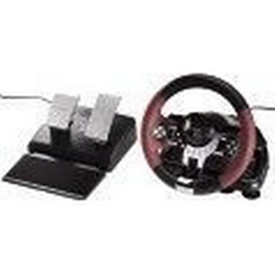 Hama Thunder V5 Racing Wheel (PS3)