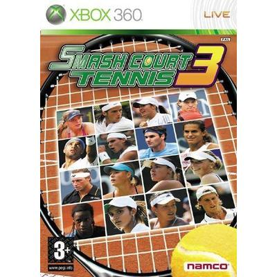 Smash Court Tennis 3