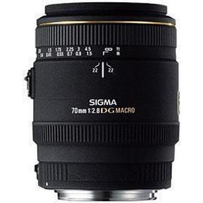 Sigma 70mm F2.8 DG EX Macro for Nikon/Fujifilm