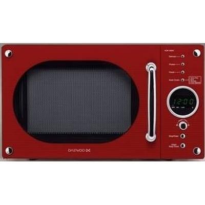 Daewoo KOR6N9RR Red