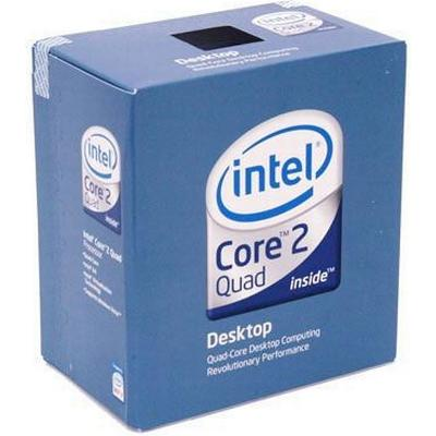 Intel Core 2 Quad Q9650 3.0GHz Box