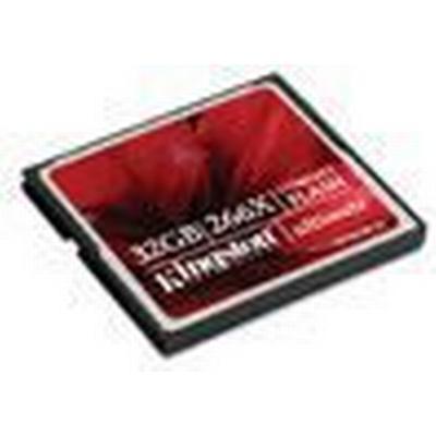 Kingston Compact Flash Ultimate 32GB (266x)