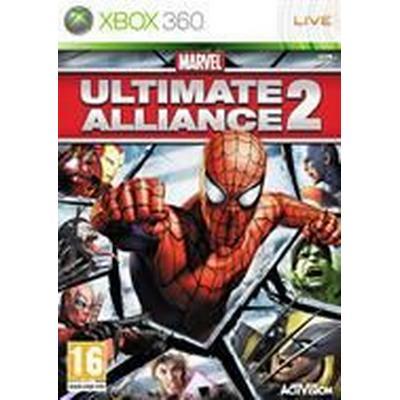 Marvel: Ultimate Alliance 2 Fusion