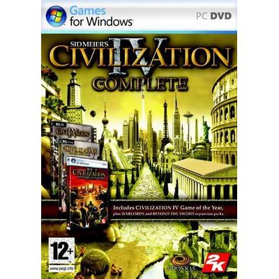 Civilization 4 Complete