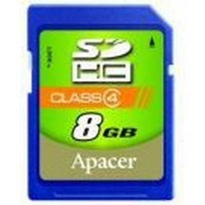 Apacer SDHC Class 4 8GB