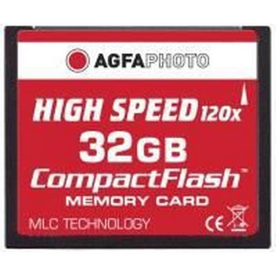 AgfaPhoto Compact Flash 32GB (120x)