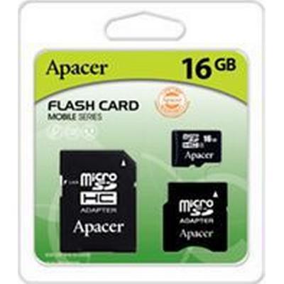 Apacer MicroSDHC Class 4 16GB