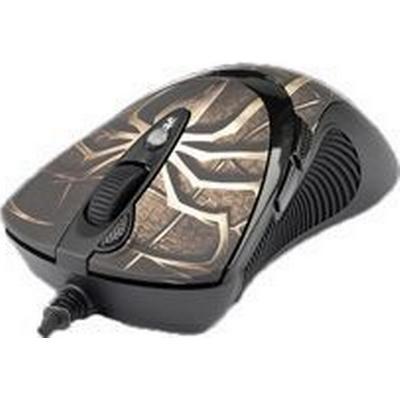 A4 Tech XL-747H Anti-Vibrate Laser Gaming Mouse