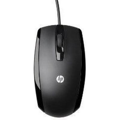 HP Optical Mouse Black (KY619AA#ABA)