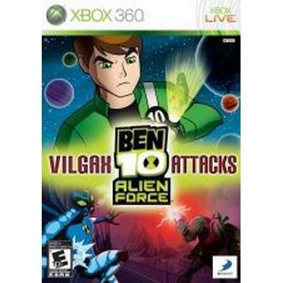 Ben 10: Alien Force -- Vilgax Attacks