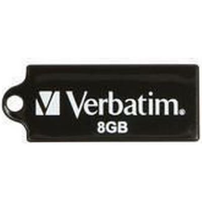 Verbatim Store'n'Go Micro 8GB USB 2.0