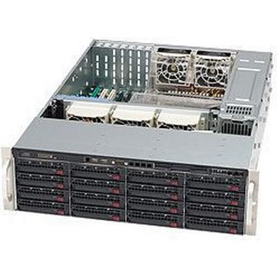 SuperMicro SC836A-R1200B RackMountable 1200W / Black