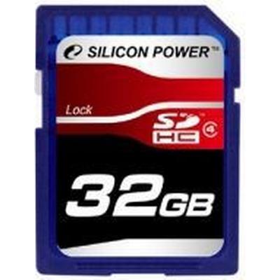 Silicon Power SDHC Class 4 32GB