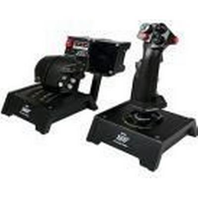 Saitek Pro Flight X65F Combat Control System