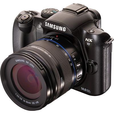 Samsung NX10 + 18-55mm