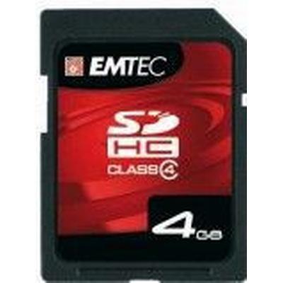 Emtec SDHC Class 4 4GB (60x)