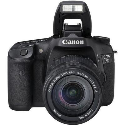 Canon EOS 7D + 18-135mm IS