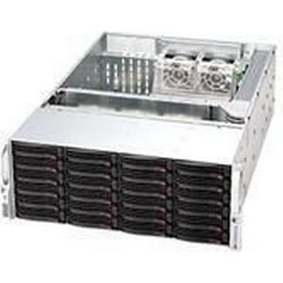 SuperMicro SC846TQ-R1200B RackMountable1200W / Black