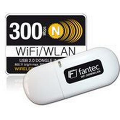 Fantec WF-300MWLAN WiFi Dongle