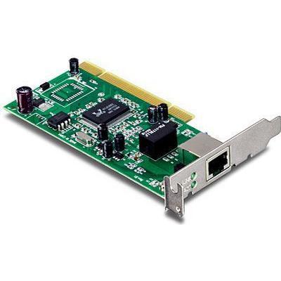 Trendnet Low Profile Gigabit PCI Adapter (TEG-PCITXRL (v3.0R))