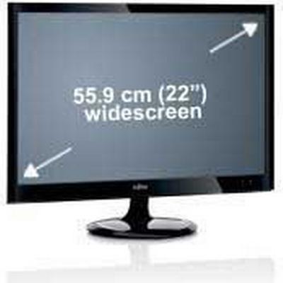 "Fujitsu SL22W-1 LED Black 22"""