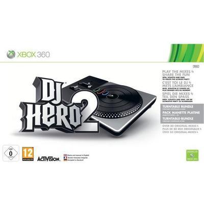 DJ Hero 2 Turntable Bundle