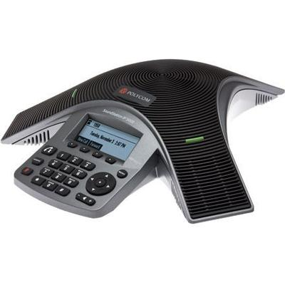 Polycom SoundStation IP 5000 Black