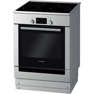Bosch HCE778350U Rostfritt stål