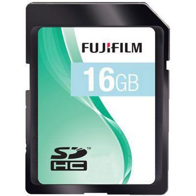 Fujifilm SDHC 16GB Class 10