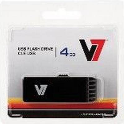 V7 Flash Drive 4GB USB 2.0