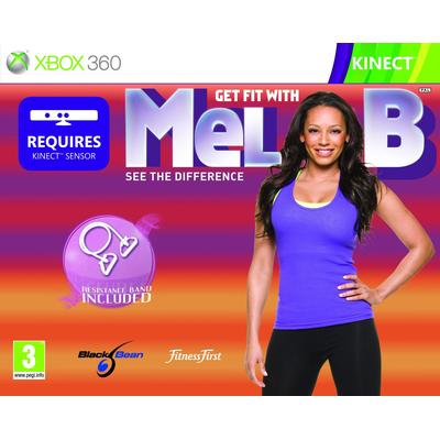 Get Fit With Mel B (Incl. Resistance Band)