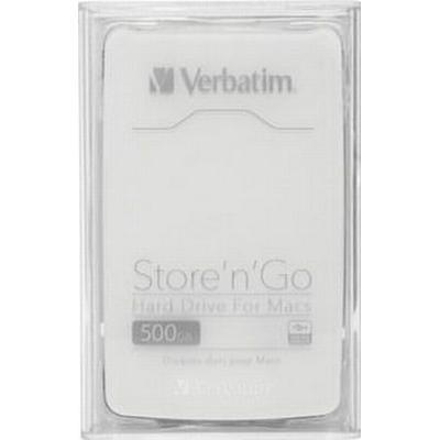 Verbatim Store 'n' Go For Mac 500GB USB 3.0