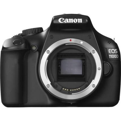 Canon EOS 1100D + 18-55mm IS II