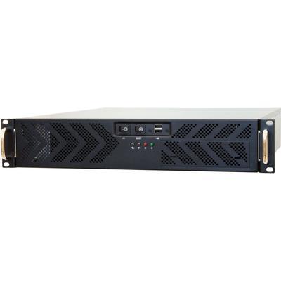Chieftec UNC-210T-B RackMountable 400W / Black