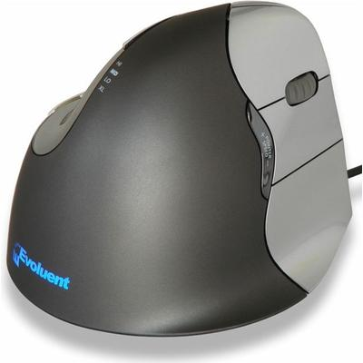 Evoluent Vertical Mouse 4 Right Black
