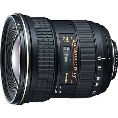 Tokina AT-X 124 AF PRO DX II 12-24mm F/4 for Canon EF/EF-S