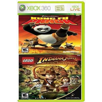 Double Pack (Indiana Jones + Kung Fu Panda)