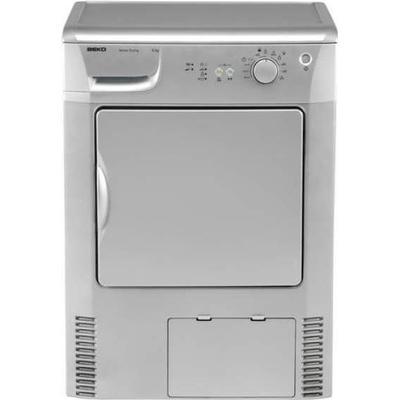 Beko DCU7230S Silver