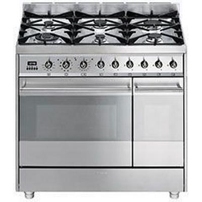 Smeg SY92PX8 Stainless Steel