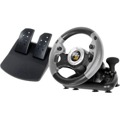 Datel SuperSports 3X Racing Wheel (PS3/PC)