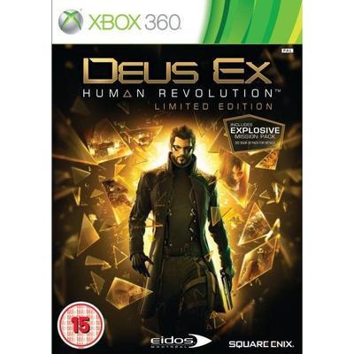 Deus Ex Human Revolution: Limited Edition