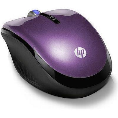 HP LY785AA 2.4GHz Wireless Mobile Sweet Purple