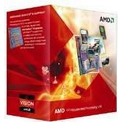 AMD A4 3400 2.7Ghz Box