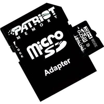 Patriot Signature MicroSDHC Class 10 32GB